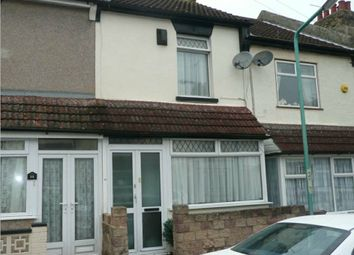 Thumbnail 3 bed terraced house to rent in Albany Road, Gillingham
