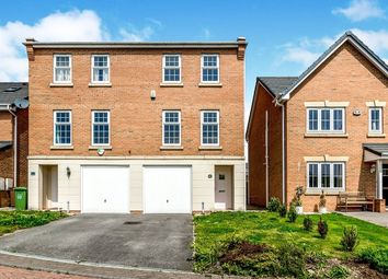 4 bed semi-detached house for sale in Woodside View, New Forest Village, Leeds LS10