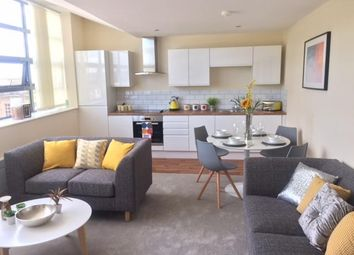 Thumbnail 2 bedroom flat for sale in South Street, Ilkeston, Derby, Derbyshire