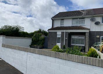 3 bed end terrace house for sale in Heol Rhyd-Y-Bedd, Pant, Merthyr Tydfil CF48