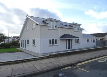 Thumbnail 4 bed detached house for sale in Caldy Close, Nottage, Porthcawl