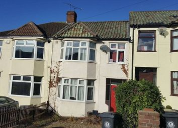 Thumbnail 3 bed terraced house to rent in Shaldon Road, Horfield, Bristol