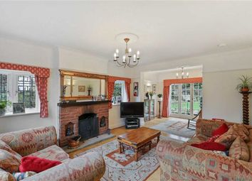 Thumbnail 6 bed detached house for sale in Hall Drive, London