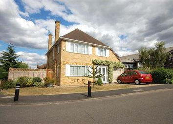 Thumbnail 3 bed detached house for sale in Cottage Close, Ruislip