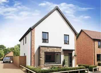 Thumbnail 4 bed detached house for sale in The Prestbury, Ermin Street, Blunsdon, Swindon