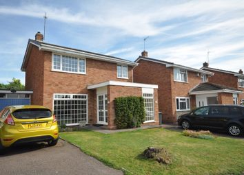 Thumbnail 3 bed detached house to rent in Churchfields, Yoxall, Burton-On-Trent