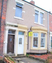 Thumbnail 3 bed flat for sale in Gallant Terrace, Wallsend