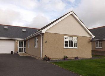 Thumbnail 4 bed bungalow for sale in Ffordd Gwenllian, Nefyn, Pwllheli, Gwynedd