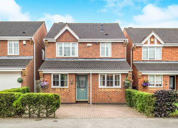 Thumbnail 3 bedroom detached house for sale in Moore Close, Longford, Coventry