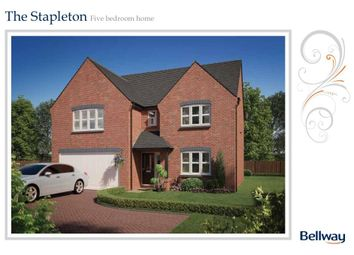Thumbnail 5 bed property for sale in Bray Close, Sileby, Loughborough