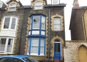 Thumbnail 3 bed flat for sale in Powell Street, Aberystwyth, Ceredigion