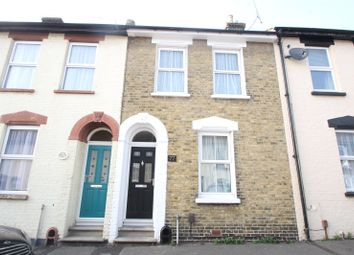 Thumbnail 2 bed terraced house for sale in Montfort Road, Strood, Kent