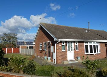 Thumbnail 2 bed semi-detached bungalow for sale in Fir Close, Scunthorpe