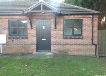 Thumbnail 2 bed bungalow to rent in Willow Cottages, Farndon Road, Newark