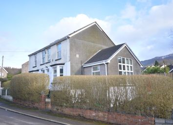 Thumbnail 3 bed detached house for sale in 1 Church Crescent, Cwmgwrach, Neath