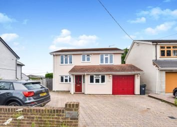 Thumbnail 4 bed detached house for sale in New Common, Little Hallingbury