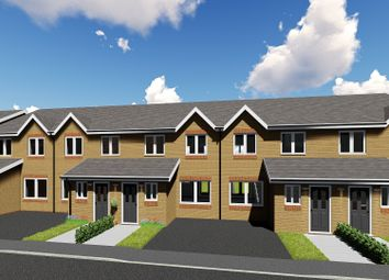 Thumbnail 3 bed town house for sale in Halifax Road, Low Moor, Bradford