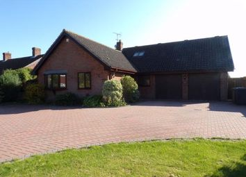 Thumbnail 5 bed bungalow for sale in Mendelsham, Suffolk