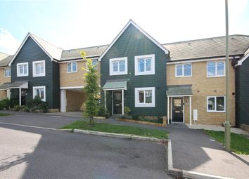 Thumbnail 4 bed detached house for sale in Walker Close, Church Crookham, Fleet