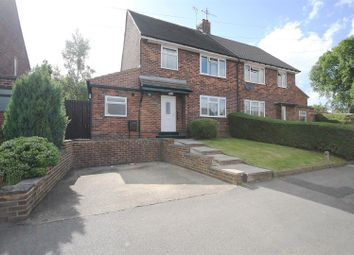 Thumbnail 3 bed semi-detached house for sale in Crich Road, Inkersall, Chesterfield