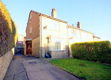 Thumbnail 2 bedroom semi-detached house for sale in Cowcliffe Hill Road, Fixby, Huddersfield