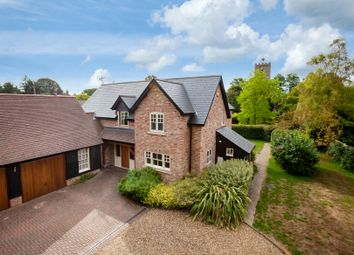 4 bed detached house for sale in Brookside, Exning, Newmarket CB8