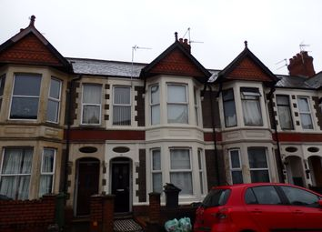 Thumbnail 2 bedroom shared accommodation to rent in Heathfield Road, Cardiff
