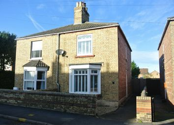 Thumbnail 2 bed semi-detached house for sale in Austerby, Bourne, Lincolnshire