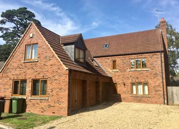 Thumbnail 6 bed detached house for sale in Top Lodge Close, Lincoln