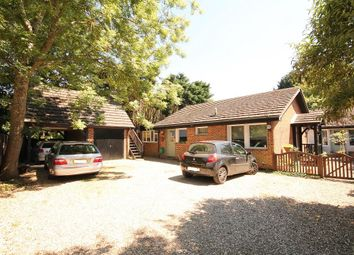 Thumbnail 5 bed detached bungalow for sale in Rectory Road, Farnborough