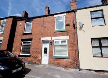 Thumbnail 2 bed terraced house for sale in Florence Road, Sheffield