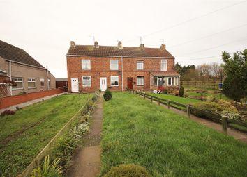 Thumbnail 2 bedroom terraced house for sale in Chapel Row, Eastrington, Goole