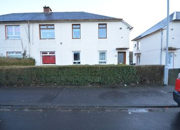 Thumbnail 3 bed flat for sale in Blair Terrace, Darvel