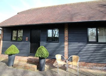 Thumbnail 1 bed cottage to rent in Otterden, Faversham