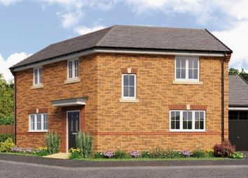 "Thumbnail 3 bed semi-detached house for sale in ""The Kipling"" at Backworth, Newcastle Upon Tyne"