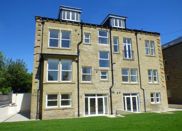 Thumbnail 3 bed flat for sale in Stafford Avenue, Halifax