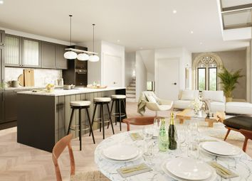 Thumbnail 2 bed flat for sale in Holden Road, Woodside Park, North Finchley, London