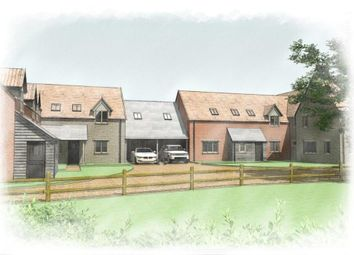 Thumbnail 4 bed link-detached house for sale in St. Marys Road, East Claydon, Buckingham