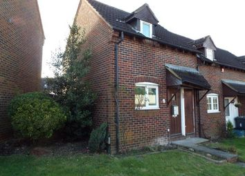 Thumbnail 1 bedroom end terrace house for sale in Page Close, Baldock, Hertfordshire