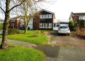 Thumbnail 3 bed detached house for sale in Radnor Drive, Chester, Cheshire