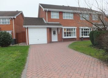 Thumbnail 3 bed property to rent in St. Simons Close, Sutton Coldfield
