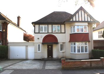 Thumbnail 4 bed detached house to rent in Cheyne Walk, Hendon