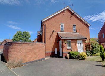 Thumbnail 1 bed end terrace house for sale in Hadfield Way, Fordbridge, Birmingham