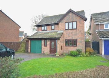 Thumbnail 4 bed detached house for sale in Charborough Close, Lytchett Matravers, Poole