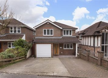 Thumbnail 6 bed detached house for sale in The Grove, Biggin Hill, Westerham
