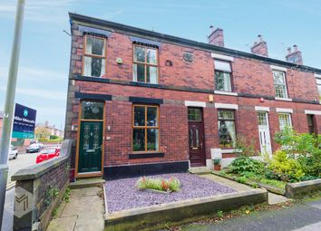 Thumbnail 3 bed end terrace house for sale in Newbold Street, Bury