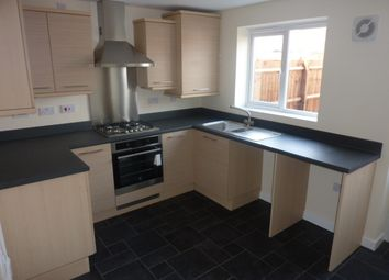 Thumbnail 2 bed town house to rent in Merton Drive, Derby