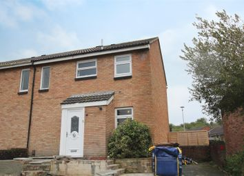 Thumbnail 3 bed end terrace house for sale in Lower Park Drive, Staddiscombe, Plymouth