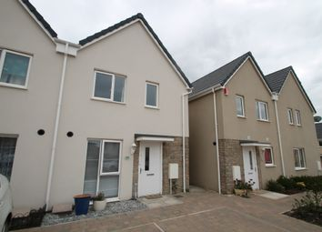 Thumbnail 3 bedroom semi-detached house for sale in Grassendale Avenue, Plymouth