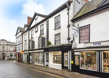 Thumbnail 4 bed town house for sale in High Street Kington, Herefordshire